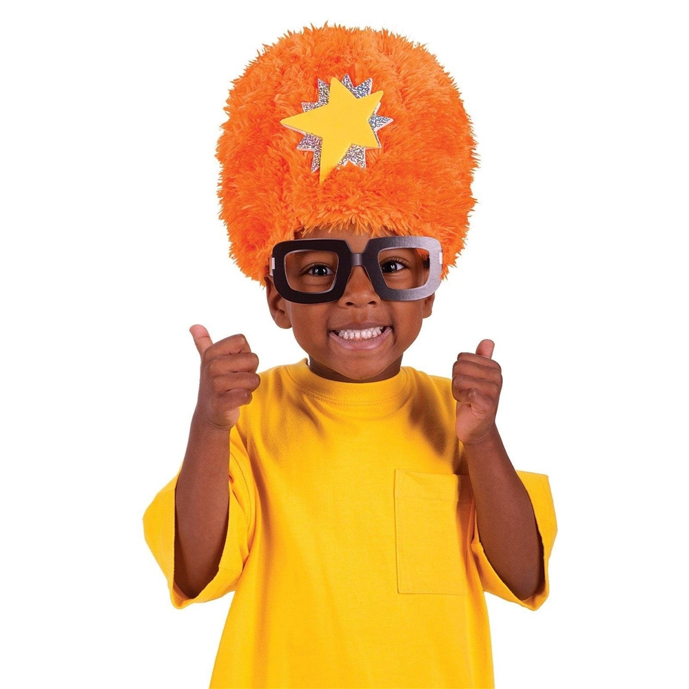 Yo Gabba Gabba DJ Lance Child Hat