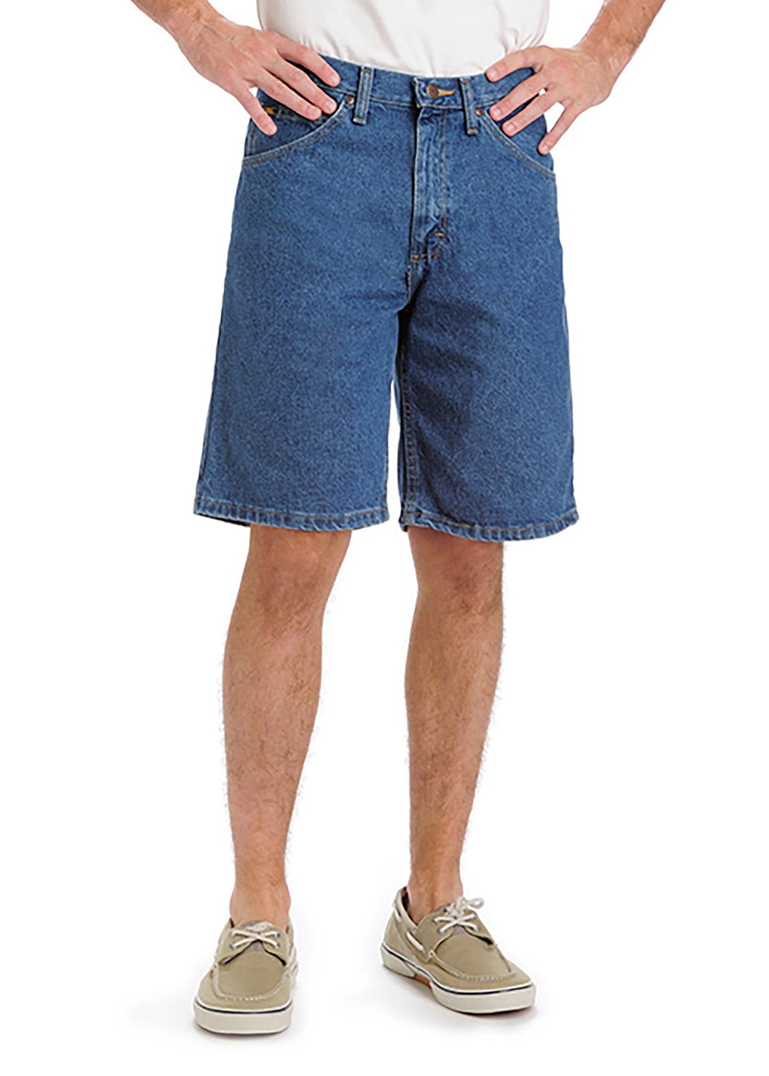 Lee Mens Regular-Fit Denim Short