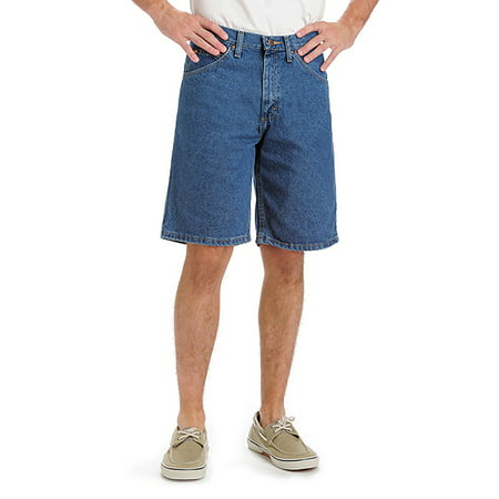 Men's Regular Fit Jean Shorts