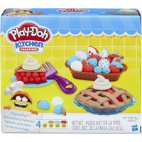 Deals on Play-Doh Kitchen Creations Playful Pies Set with 4 Cans