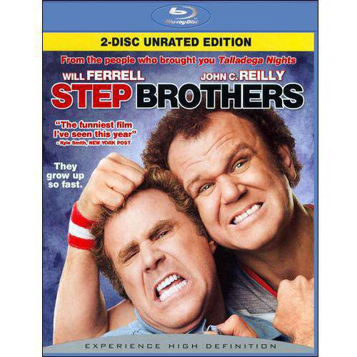 Step Brothers (Unrated) (Blu-ray) (Widescreen)