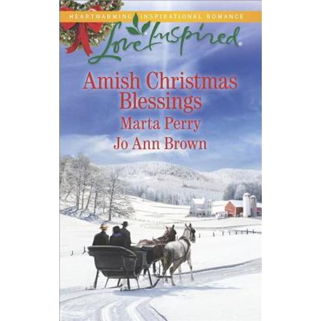 Amish Christmas Blessings - eBook