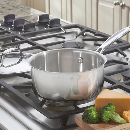 Cuisinart Chef's Classic Stainless Cookware - 1.5 QT Pan, 1.0 CT