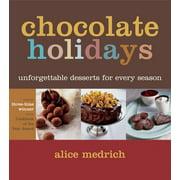 Chocolate Holidays - Paperback