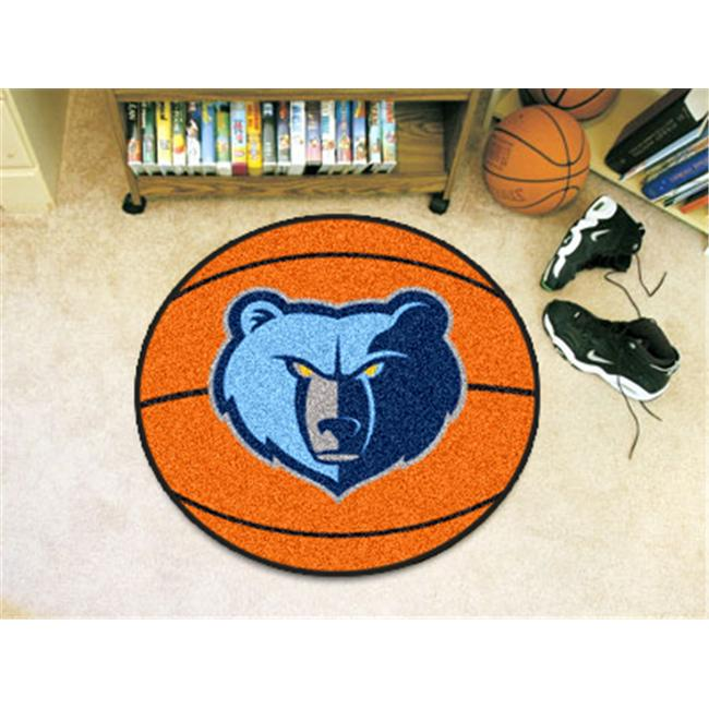 Memphis Grizzlies Basketball Mat