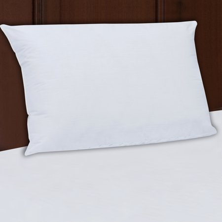 Mainstays 200TC Cotton Extra Firm Support Pillow in Multiple Sizes