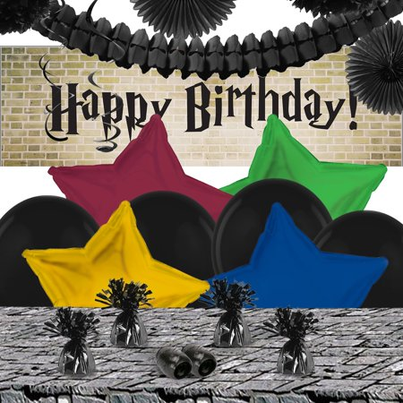 Wizard Express Decoration Kit with Birthday Banner - Birthday Express Coupon Codes