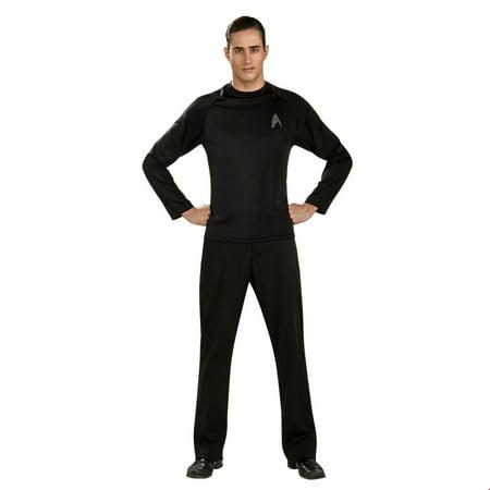 Call Of Duty Costumes (Star Trek Mens Off Duty Uniform Halloween)