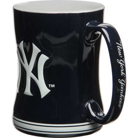 New York Yankees 14oz. Relief Coffee Mug - No Size