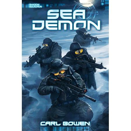Shadow Squadron: Sea Demon - eBook](Shadow Demon)