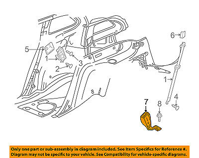 Chrysler Oem 2007 Pacifica Rear Seat Beltsbuckle End Right. Chrysler Oem 2007 Pacifica Rear Seat Beltsbuckle End Right Ts921d1ab. Chrysler. 2007 Chrysler Pacifica Engine Pulley Diagram At Scoala.co