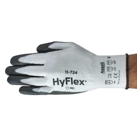 Ansell Size 10 Cut Resistant Gloves,11-724