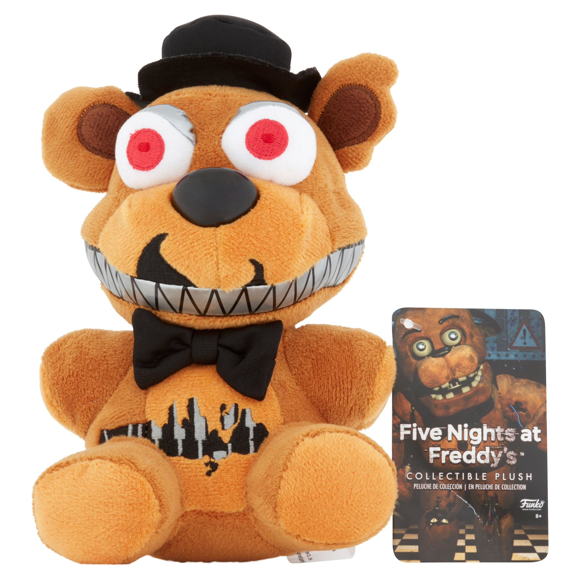 Funko Five Nights at Freddy's Collectible Plush 8+