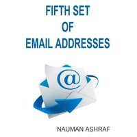 Fifth set of email addresses - eBook