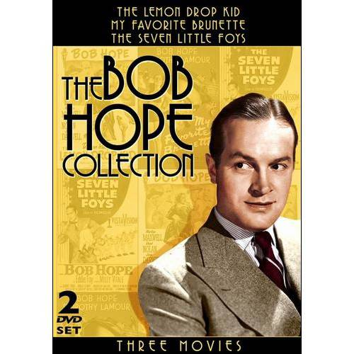 The Bob Hope Collection: The Lemon Drop Kid / My Favorite Brunette / The Seven Little Foys (Full Frame)