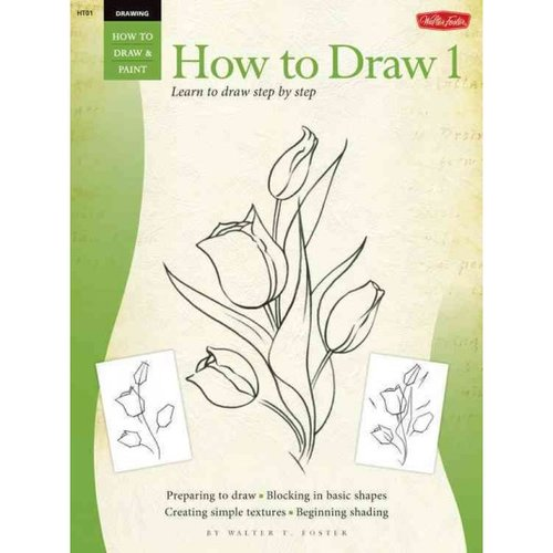 Drawing How to Draw 1: Learn to Paint Step by Step
