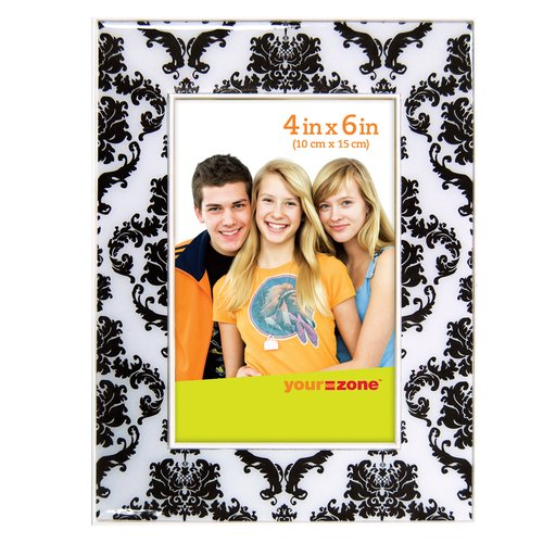 your zone brocade picture frame