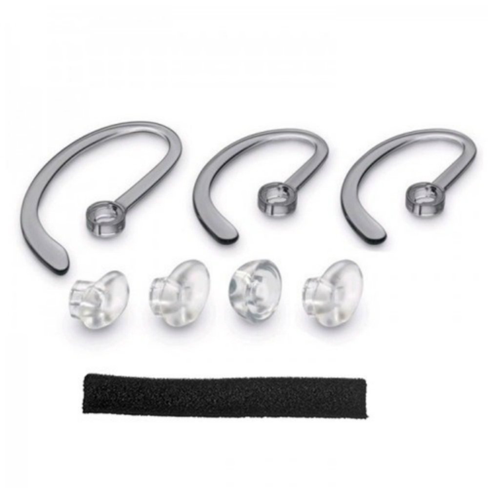 Plantronics 84604-01 Spare Fit Kit Earloops//Earbuds FREE SHIPPING!!