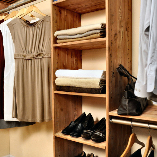 Cedar Green Cedar 14'' Deep Closet Kit