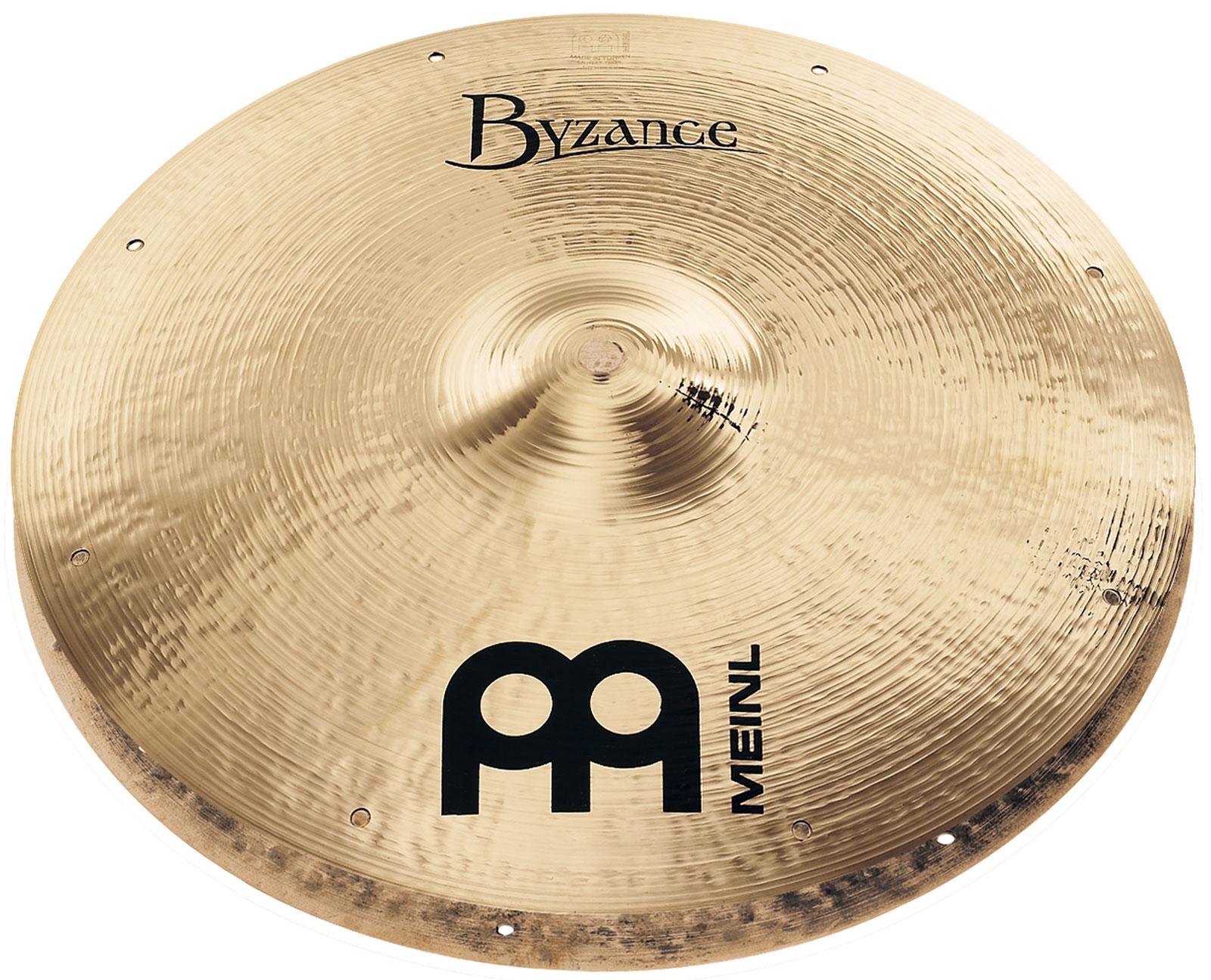 Meinl B14FH Byzance 14In Fast Hi Hat Cymbals by Meinl
