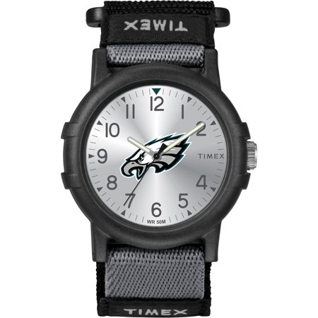 Timex - NFL Tribute Collection Recruite Youth Watch, Philadelphia Eagles Collection Digital Unisex Watch