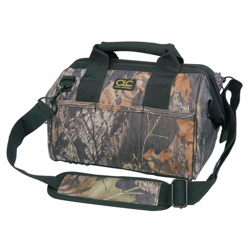 CLC BigMouth Carrying Case (Tote) for Tools - Sportsman Mossy Oak Camo Pattern
