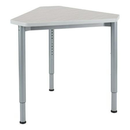 Learniture Profile Series Adjustable Height Collaborative Desk
