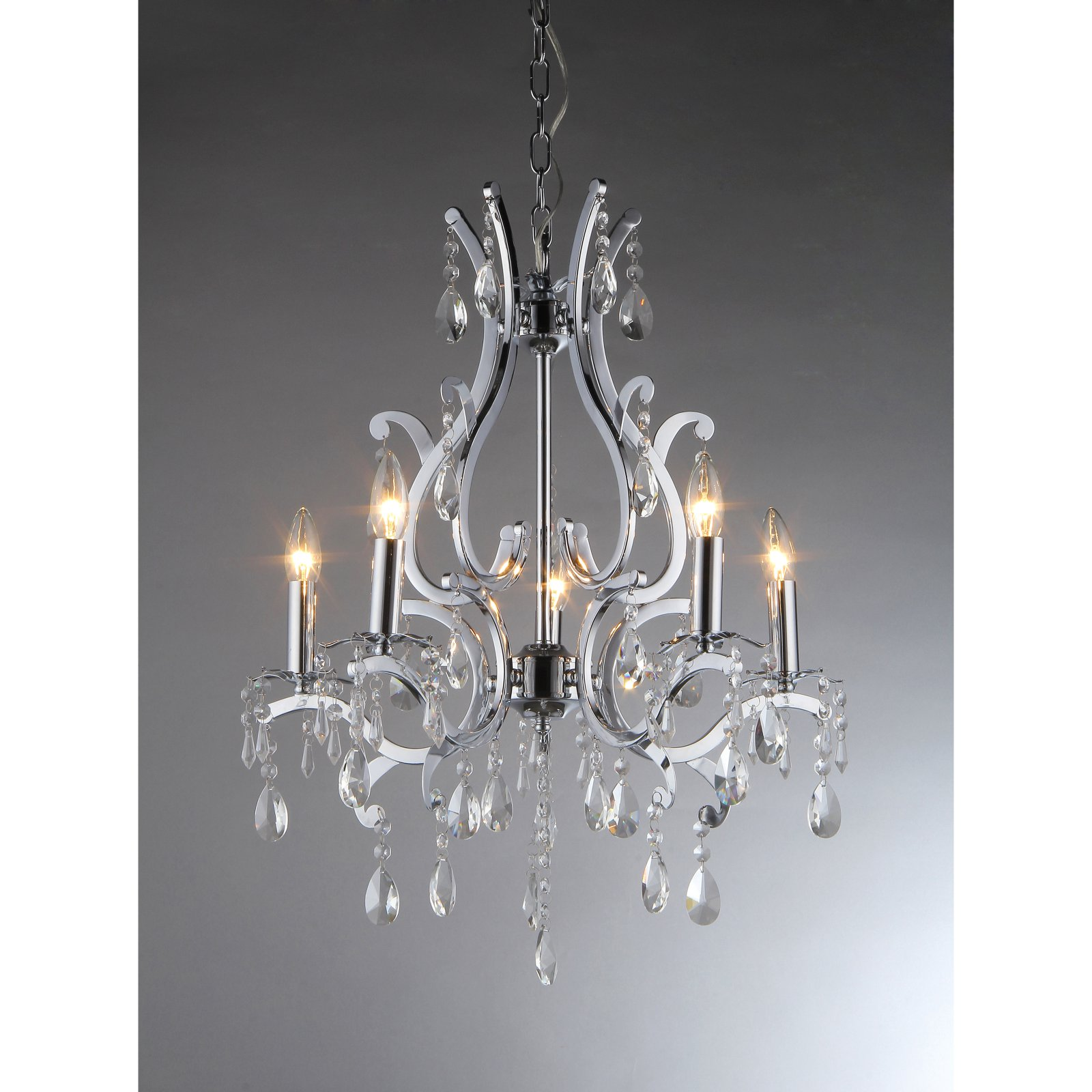 Warehouse of Tiffany Fatima RL1304/5 Crystal Chandelier