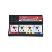 PolyCharge4 DC Only 4 Output Li-Po Charger Multi-Colored