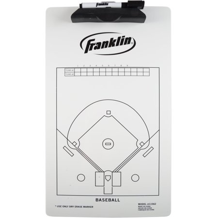 Franklin Sports Baseball Coaching Clipboard Baseball Coaching Tips Drills
