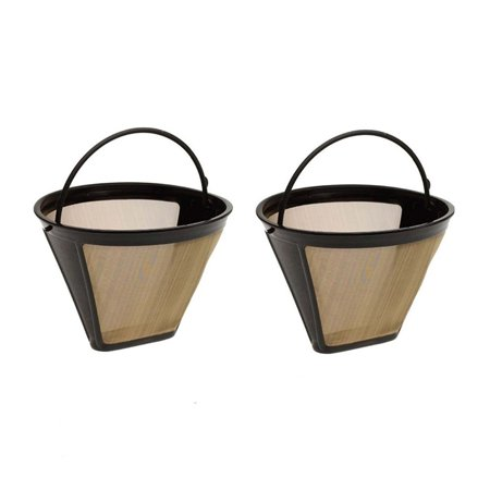 Reusable Cone Coffee Filter Permanent Washable Coffee Filter Machines And (Best Value For Money Coffee Machine)