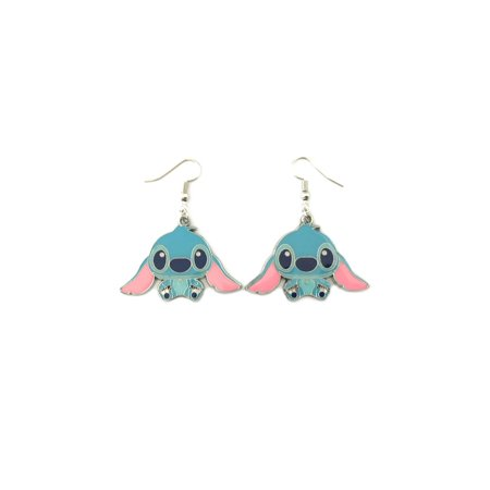 Disney Cartoon Lilo & Stitch Dangle -