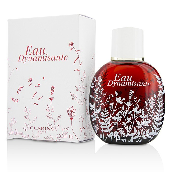 Clarins Perfume Refill: Clarins Eau Dynamisante Treatment Fragrance Refillable Spray (30th Anniversary Limited Edition