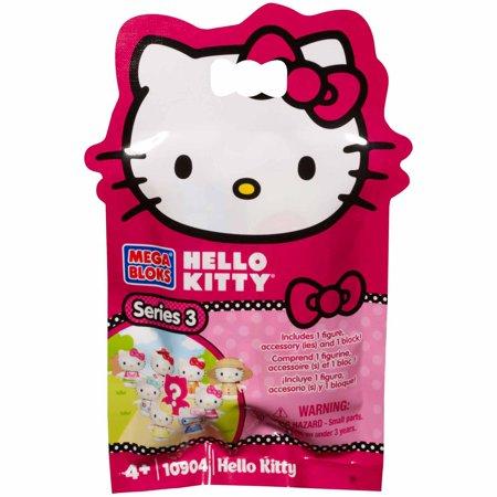 Mega Bloks Mega Brands Hello Kitty Blind Pack