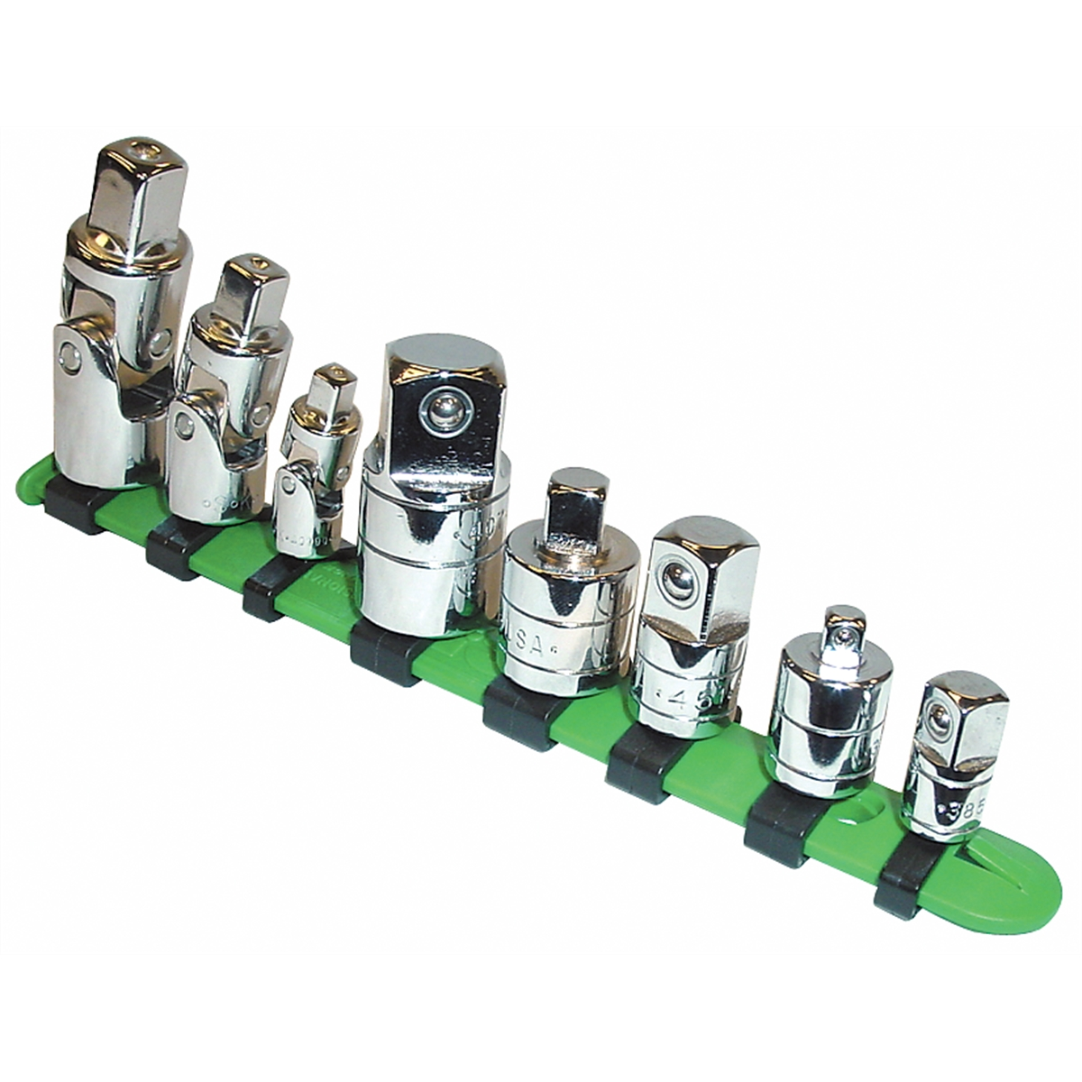 8Pc. Universal Socket and Adapter Set