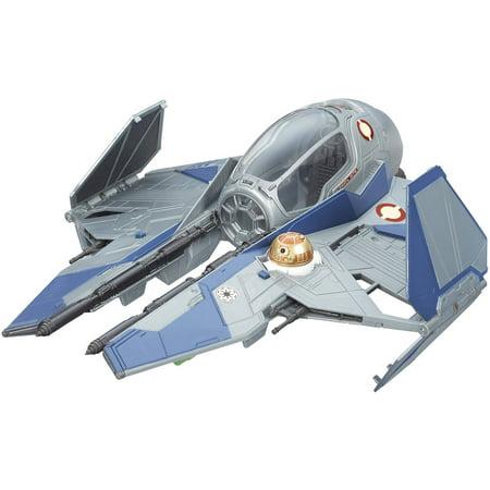 Star Wars-lucas Star Wars Ep3 Obi Wan Jedi Starfighter