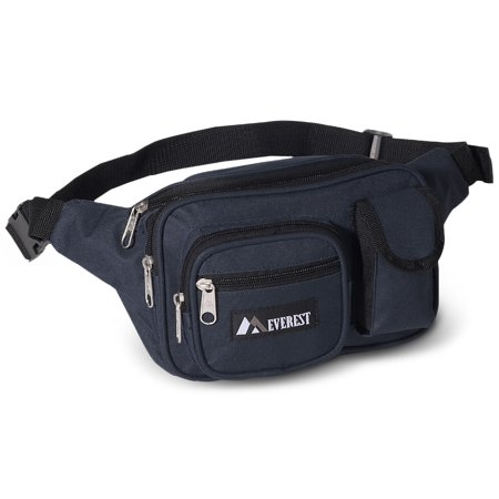 Multiple Pocket Fanny Pack