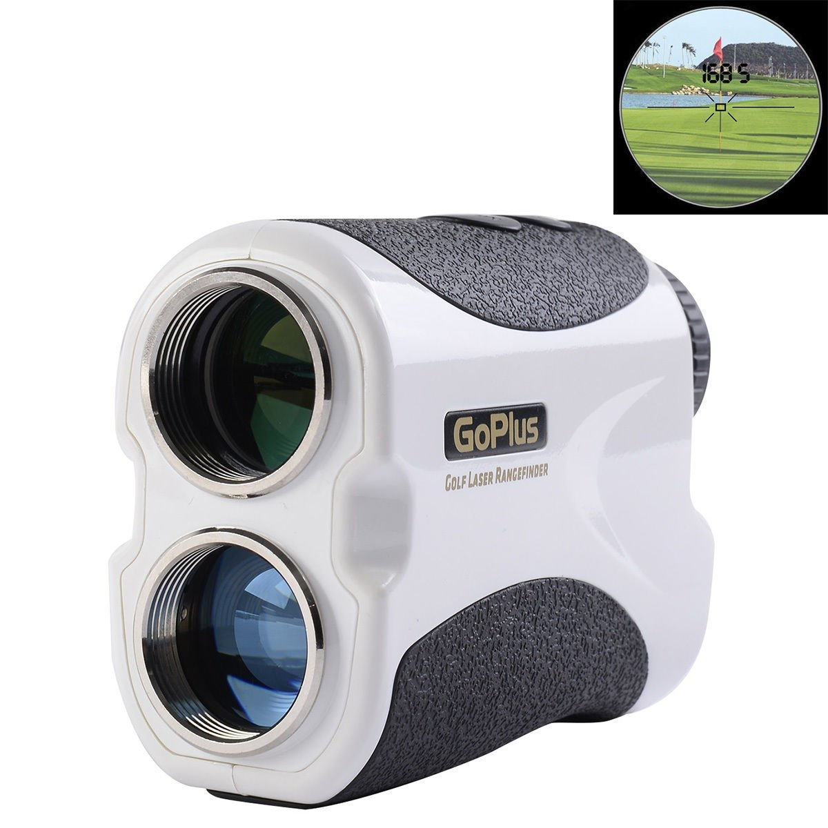 UBRTools 6x LCD Sport Golf Laser Rangefinder Yardage Devi...