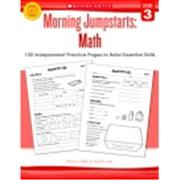 Scholastic Morning Jumpstarts - Math, Grade 3