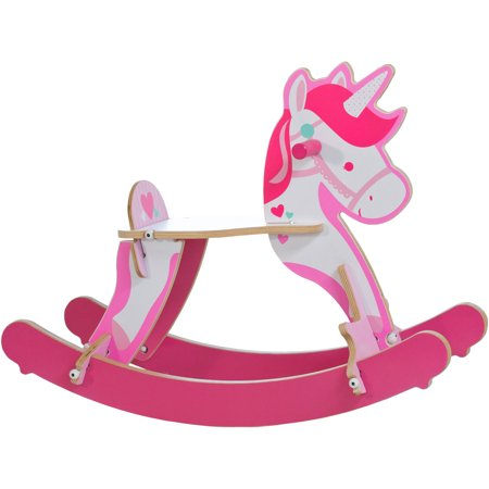 Buildex Princess Castle Unicorn Rocker