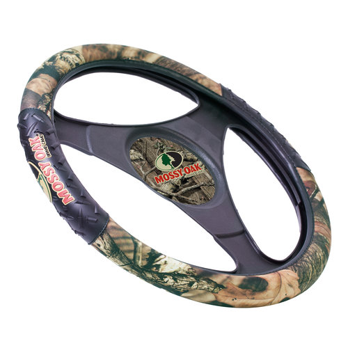 Mossy Oak Infinity Steering Wheel Cover