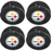 NFL Pittsburgh Steelers Magnetic Chip Clip Set, 4pk