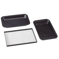 Toaster Oven Pans by Home-Style Kitchen ™ - Set of 3