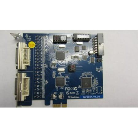 Geovision Gv-900a-32 Ch Dvr Card 240 Fps, 64-bit Windows 7 Support, V8.5