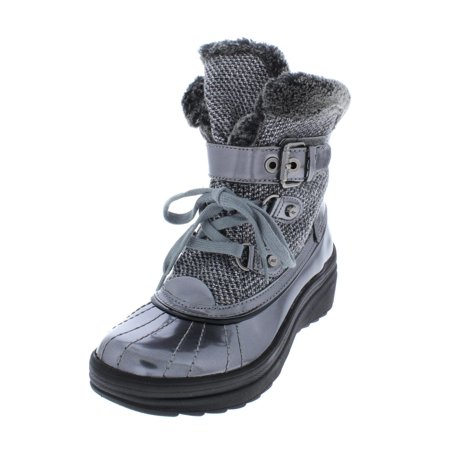 Anne Klein Sport Womens Gallup Winter Ankle Booties