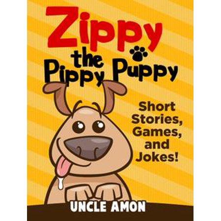 Zippy the Pippy Puppy: Short Stories, Games, and Jokes! - (Zippy Calendar)