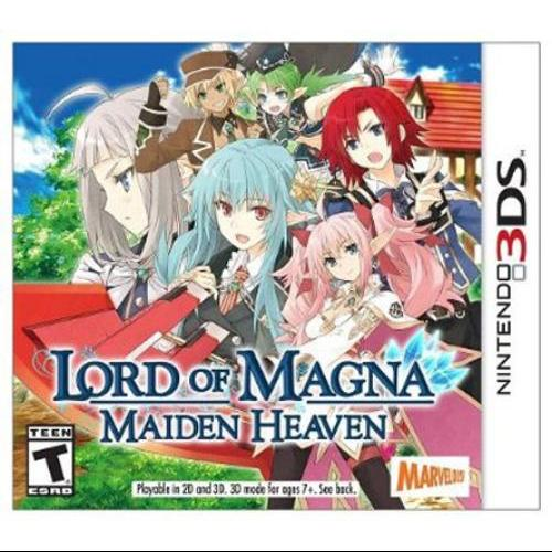 Lord Of Magna:maiden Heaven (Crave Entertainment)