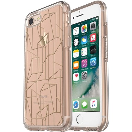 OtterBox Symmetry Series Slim Case for iPhone 8 & 7 - Non-Retail Packaging - Drop Me A