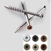 Simpson Strong-tie S07225FJG Deck Screw, NO 7 x 2-1/4 in, 305 Stainless Steel per BX350