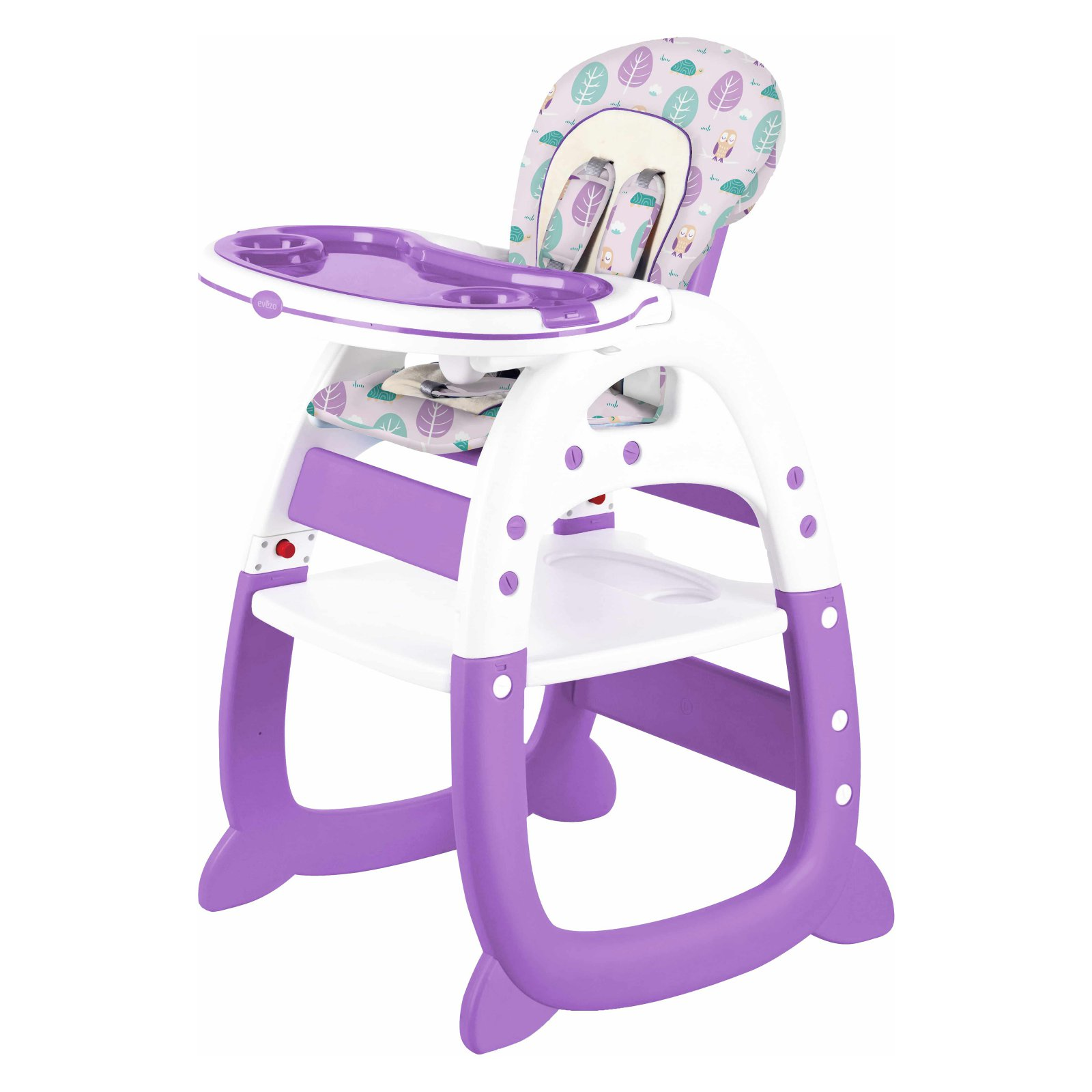 Evezo 2-in-1 High Chair Desk by Evezo